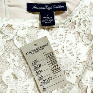 American Eagle Outfitters Dresses - American Eagle Outfitters Lined Lace Dress